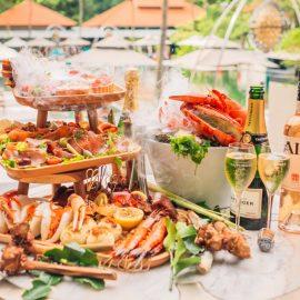 Sofitel Sentosa Ultimate Sunday Champagne Brunch