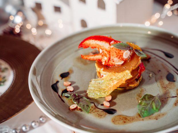 lobster-al-forno