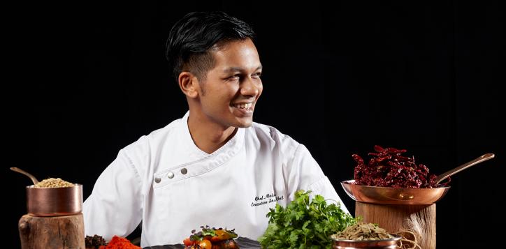 Kwee Zeen - Chef Mahesh (website)